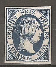 1851 EDIFIL 10**   FALSO