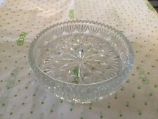 candle holder clear glass 3 stick tapper candle style