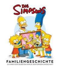 Die Simpsons Familiengeschichte von Matt Groening (2014, Gebundene Ausgabe)