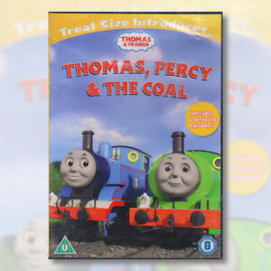 Thomas Percy and The Coal DVD Thomas and Friends 6 Episodes RARE   NEW