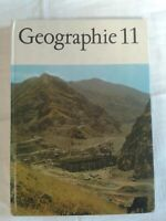 Geographie Klasse 11, Volk und Wissen 1977, DDR Lehrbuch DDR-Propaganda