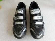 Shimano M076 SPD Cycling Shoes UK 10 (46) with cleats