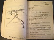 1952 Manual of Soviet Army Weapons - RESTRICTED SECURITY INFORMATION
