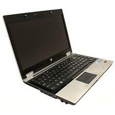 "HP Elitebook 8440p 14"" LED Notebook i5 2.4GHz 4GB 750GB DVD-RW Webcam Win 7 Pro"