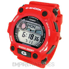 **NEW** CASIO G-SHOCK MENS RESCUE ALARM SPORTS WATCH - G-7900A-4ER - RRP £95