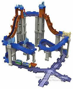 CHUGGINGTON STACKTRACK STONE QUARRY Toy Train Playset Die-Cast Tomy 54232 New R