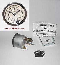 SMITHS MAGNOLIA FACED Analogue Style Clock for MGA 1500 1600 1955-62