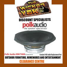 "Polk Audio MW7008 (BD0717-W) 6.5"" Driver Genuine Replacement Speaker Part-NEW"