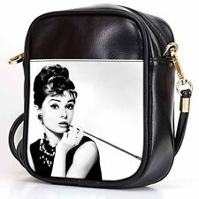 AUDREY HEPBURN Sling Bag Crossbody Women Shoulder Casual Bags Leather