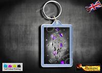 Dream Catcher Protection Magic Keyring Split Rings High Quality Keyrings