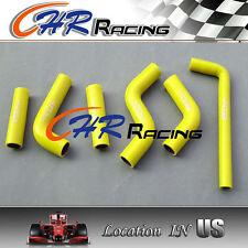 silicone radiator hose for KTM 400/450/525 EXC 2002-2006 2003 2004 2005 NEW