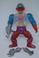 Roboto (Complete) 1984 MOTU Mattel Masters of the Universe He-Man Vintage Clean!