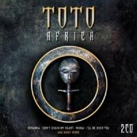 """TOTO """"AFRICA"""" 2 CD NEW+"""