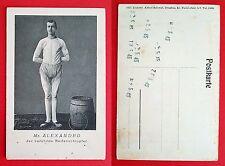 Ak para 1908 tipos de artistas Sr. alexandro la famosa reifenschlüpfer (20469