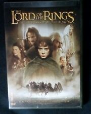 The Lord of the Rings The Fellowship of the Ring DVD 2002 2-Disc Set - US Seller
