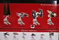Hot Wheels Star Wars 4-pack Die-Cast Disney Action Figure Toy Movie Memorabilia