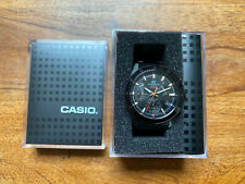 Casio Edifice Black Stainless Steel Bracelet EFV-540DC-1BVUEF 5563  RRP £249