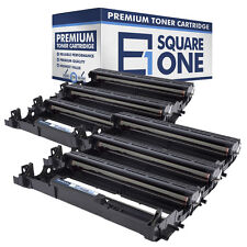eSquareOne Compatible Drum Unit Replacement for Brother DR420 (Black, 6-Pack)