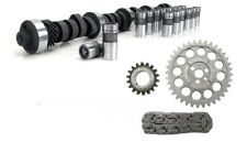 Small Block Chevy SBC Camshaft, Lifters, Timing Chain kit. MADE IN USA! 390/410