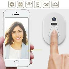 Wireless WiFi Doorbell Intercom Video Door Phone Auto Photo Cloud Storage Video
