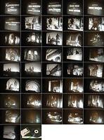 16 mm Film von 1955-Kaiserdome Speyer Dom Architektur-Historical admissions