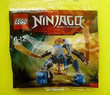 Lego Ninjago 30292 Jay Nano Mech Polybag Ninja Neu Ovp