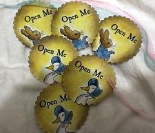 Ouvrez-moi Peter Rabbit Stickers/étiquettes/ENVELOPPE SCEAUX - 10