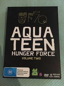 Aqua Teen Hunger Force Vol 2 Dvd