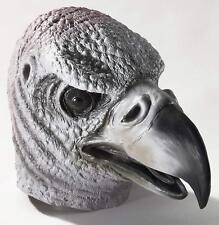 Vulture Mask Bird Animal Fancy Dress Up Halloween Adult Costume Accessory