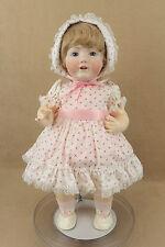 """20"""" antique reproduction J.D. Kestner German Bisque Head Baby Hilda Doll"""