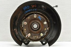 2006 2007 Subaru Impreza WRX Spindle Knuckle Hub Rear Left Driver LH Bad Bearing