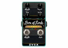 ZVEX Effects Vertical Vexter Box Of Rock Distortion GENTLY USED