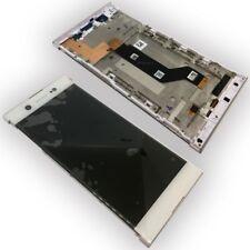Sony écran LCD complet avec cadre pour Xperia XA1 ultras g3212 blanc échange