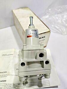 "SIEMENS Model 91-HF Air Filter Regulator 0-120 psi 1/4"" NPT Max 150 psi"
