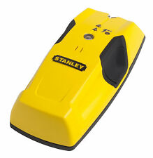 Stanley Stud Finder Wall Wire Scanner Cable Detector Live Test Metal Sensor NEW