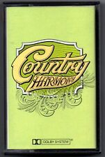 Country Harmony Cassette