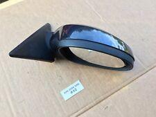 OEM BMW E90 325 328 330 335 Right Passenger Outside Power Folding Mirror Black