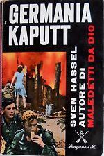 SVEN HASSEL GERMANIA KAPUTT LONGANESI 1964