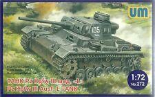 UniModel 1/72 Pz Kpfw III Ausf L