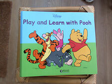 Disney Play & Learn With Pooh Information Binder