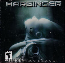 HARBINGER Dreamcatcher Strategy PC Game Sealed NEW