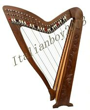 More details for clearance price 27 strings trinity irish harp with 27 sound adjustment levers