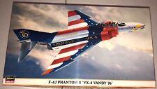 Hasegawa F-4J Phantom II VX-4 Vandy 76 1/72 'Sullys Hobbies'