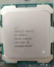 Intel XEON E5-2698 V4 (SR2JW) 2.20-3.60GHZ 20Cores 50Mb LGA2011-3 CPU Processeur