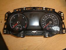 VW VOLKSWAGEN GOLF MK7 2015 1.6 TDI SPEEDO SPEEDOMETER CLOCK 5G1920941