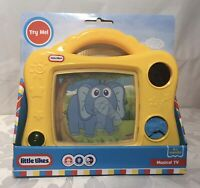 Brand New Little Tikes Musical TV - 6+ Months -