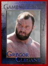 GAME OF THRONES - Season 4 - Card #96 - GREGOR CLEGANE - Rittenhouse 2015