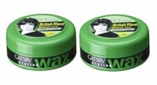 Pack Of 2 Gatsby Leather Styling Wax Loose and Flow 75g Each