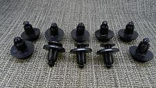 10x FIAT 500 C L ABARTH passage de roue doublure clips Panneau Garniture fastener 7-8mm