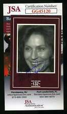Loretta Lynn JSA Coa Hand Signed Trading Card Autograph